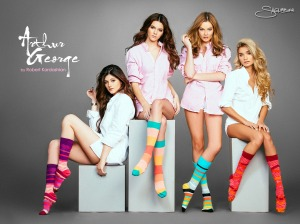 arthur-george-rob-kardashian-campaign-socks-neiman-marcus-pia-mia-matilda-price-kylie-kendall-jenner-pink-white-oxford-shirts-socks-photo-by-nick-saglimbeni